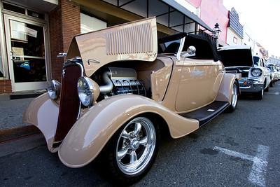 Grass Valley Car Show 2013 054