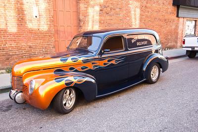 Grass Valley Car Show 2013 023