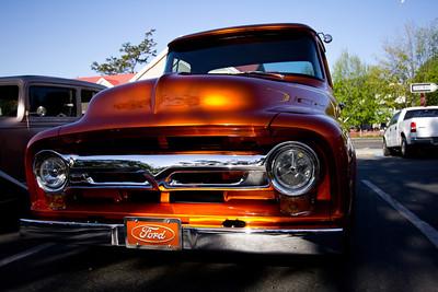 Grass Valley Car Show 2013 008
