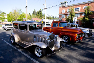 Grass Valley Car Show 2013 010