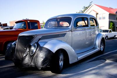Grass Valley Car Show 2013 001