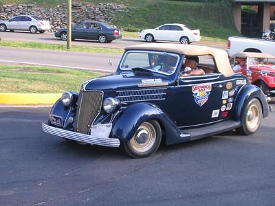 Great American Race 2007