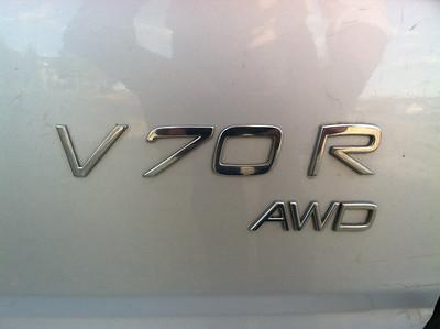 (Sold) 1998 Volvo V70R #1