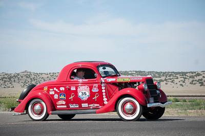 Friday June 26--Flagstaff to Lake Havasu City, AZ
