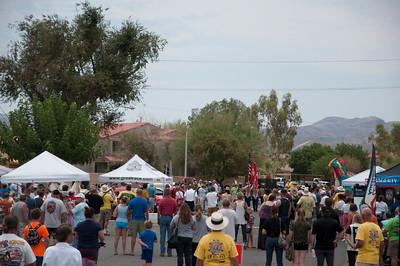 Saturday June 27--Lake Havasu, AZ to San Bernardino, CA
