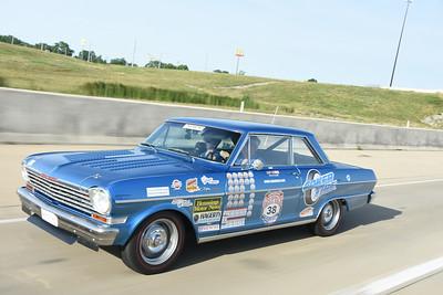 Great Race 2017 -- Franklin, IN to Auburn, IN -- Day 5
