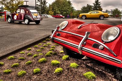 """1958 Porsche 1600 """"Emerging Speedster"""""""