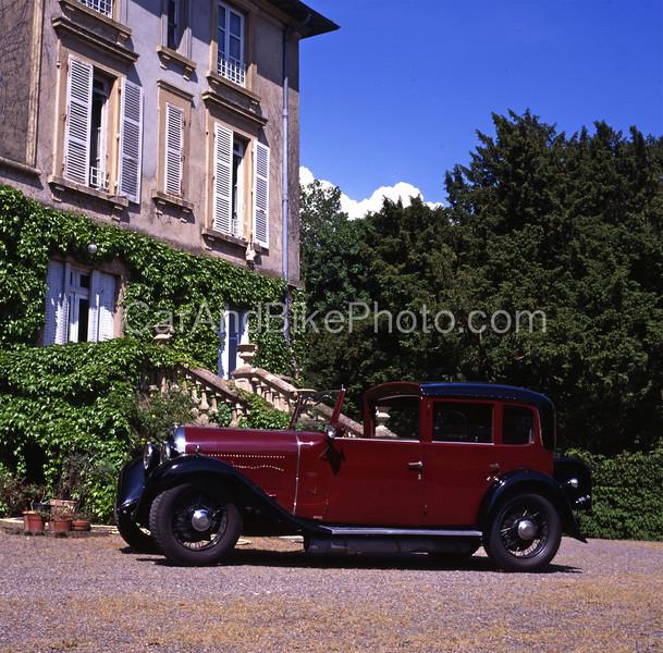 Hotchkiss Coupe Chauffeur 220