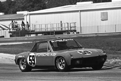 1971 PORSCHE 914/6 BOB SNODGRASS