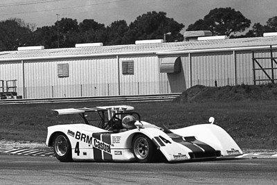 1970 BRM 154