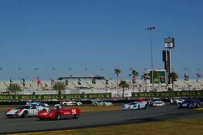 2012 Rolex 24 at Daytona-50 Years of Champions
