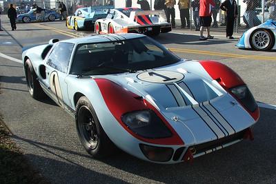 1966 Ford GT Mk II Ken Miles/Lloyd Ruby