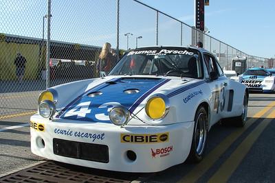 1977 Porsche 911 Carrera RSR Hurley Haywood/John Graves/Dave Helmick