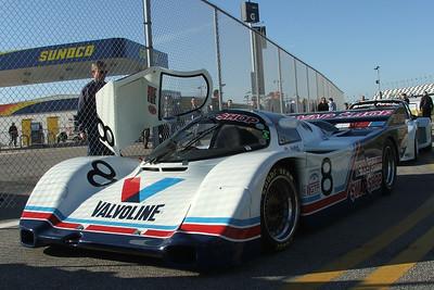 1985 Porsche 962 A. J. Foyt/Bob Wollek/Al Unser/Thierry Boutsen