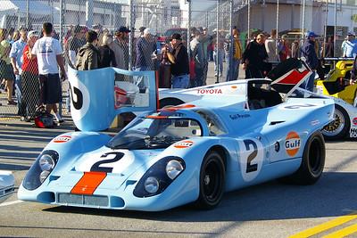 1970 Porsche 917 K  Pedro Rodriguez/Leo Kinnunen/Brian Redman