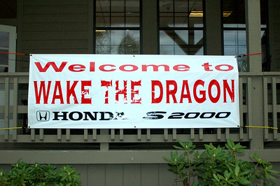 HONDA S2000 9TH WAKE THE DRAGON EVENT