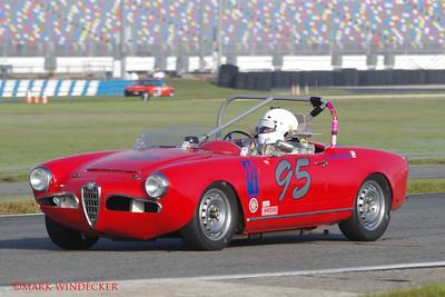 Steve Piantieri 58' Alfa Romeo Giulia Spider