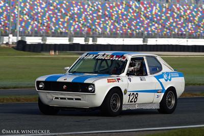 Shea Brown/John Baucom Fiat 128/SL