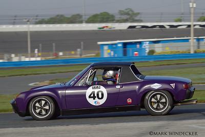 Jon Wactor/Erich Wilms 70' Porsche 914/6 GT