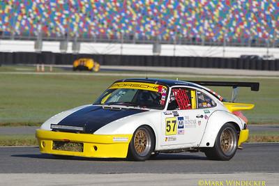 Frank Rauscher/Tom Fitzgerald 88' Porsche 911 Carrera