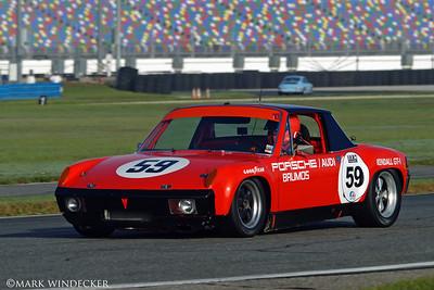 Jerry Peters/Jack Baldwin/Brady Refenning 70' Porsche 914/6 GT