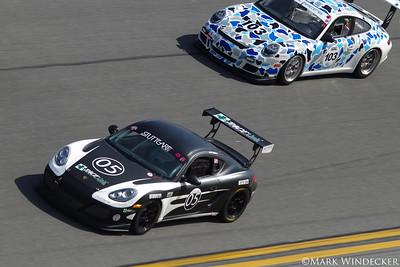 Bill Riddell 12' Porsche Cayman-S