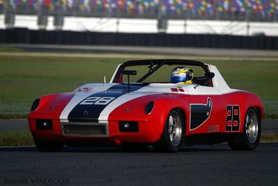 Jonathan Ziegelman 73' Porsche 914/6 GT