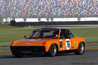 Danny Burnstein 70' Porsche 914/6