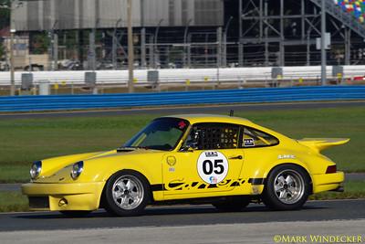 Kathy Blaha 73' Porsche 911