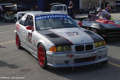 95' BMW M3 Ernie Wilding