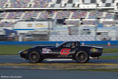 Bradley Hoyt 69' Corvette