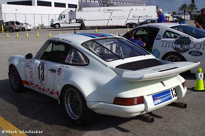 74' Porsche 911 RSR  Michael Banz / Kathy Blaha