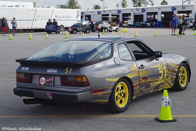 85'  Porsche 944 Daniel Beese