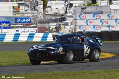 Steve Davison 62' Jaguar XKE/LDC