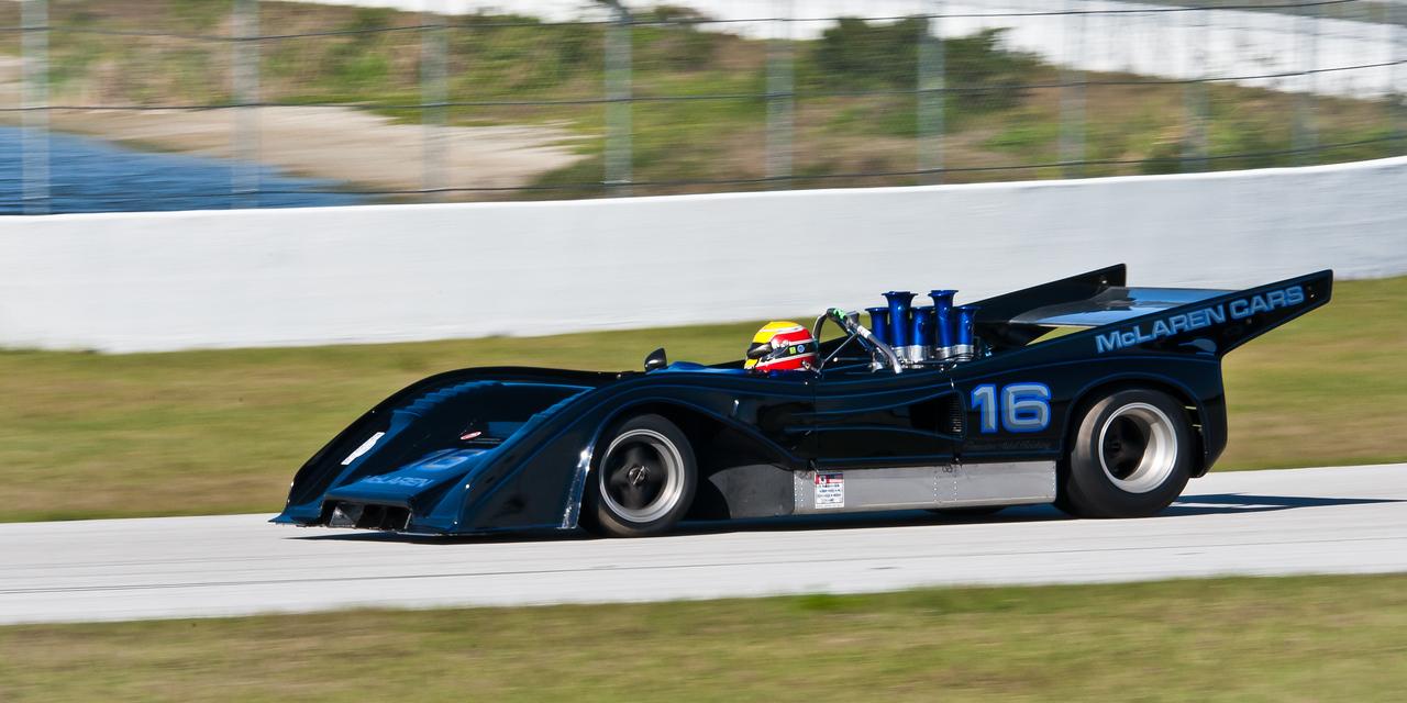 McLaren M8E/D