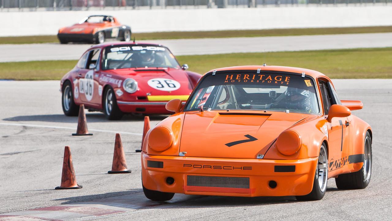 DeFoor/Hinton 1973 Porsche 911 3.0 liter