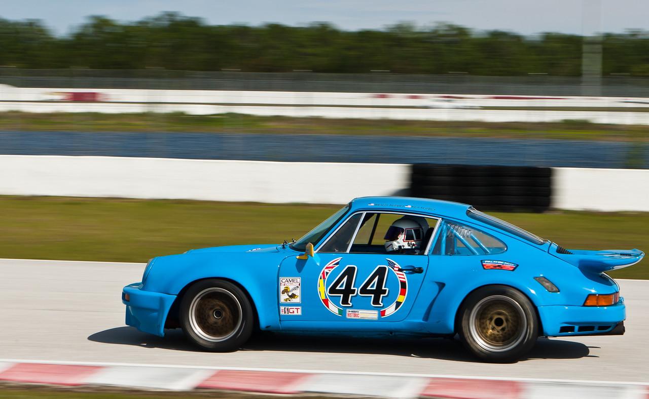 1974 Porsche RSR Ken and Westin Fengler