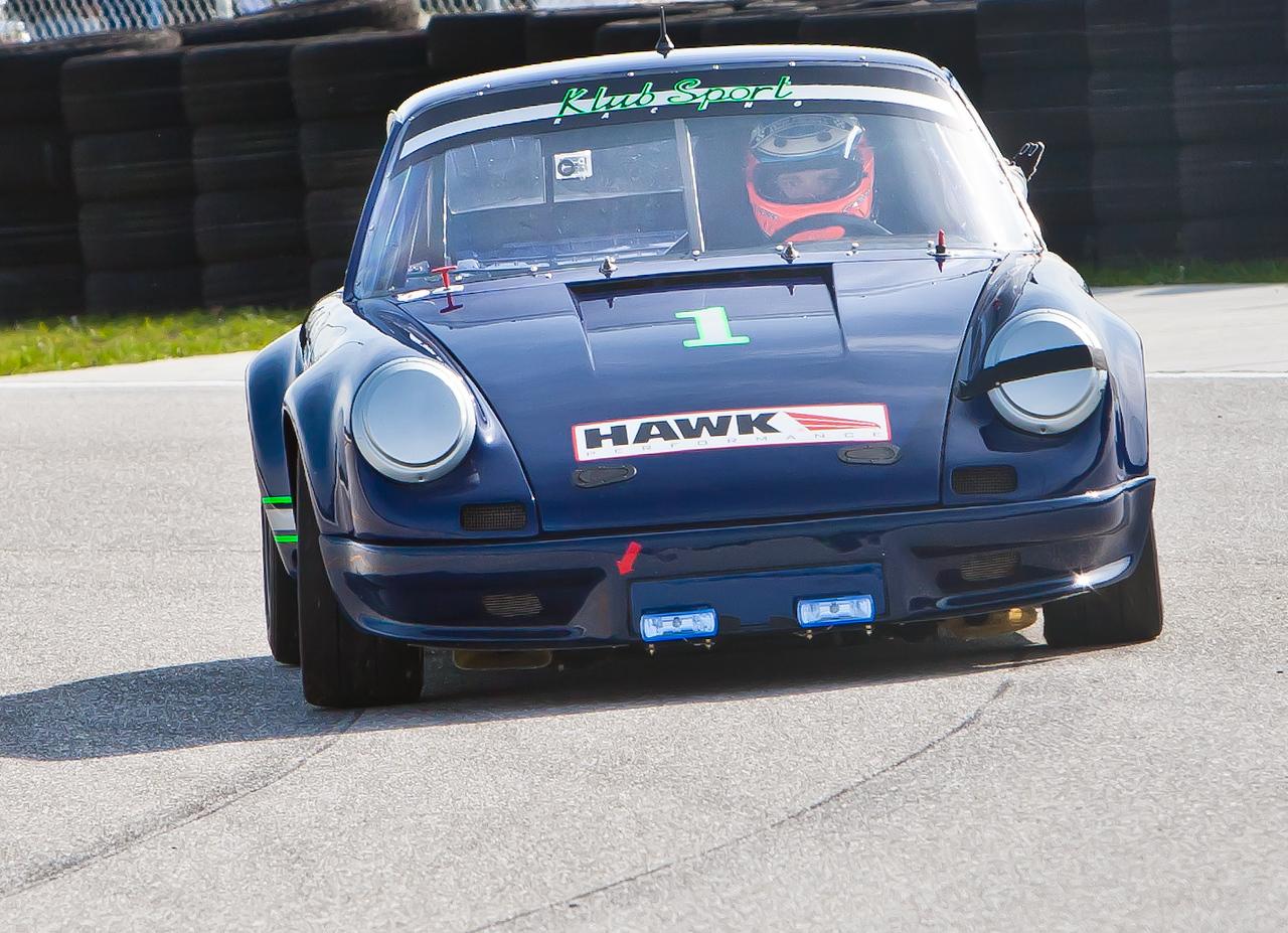 Cody Ellsworth driving 1973 Porsche 911 3.0