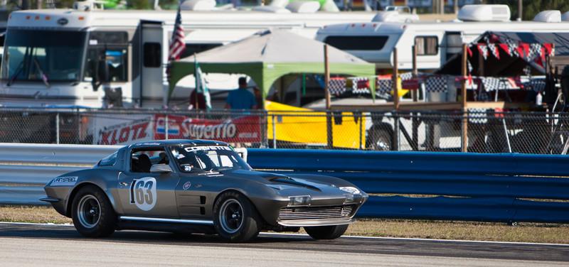 Ken Hazelton 1963 Corvette