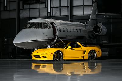 Aaron's (dawk) turbo charged NSX