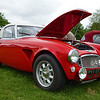 Austin Healey on steroids (but nicely done)
