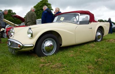 1963 Daimler SP250 'Dart'