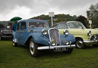 1954 Citroen Traction Avant
