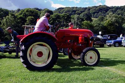 Porsche Junior tractor