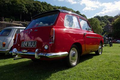 1961 Austin A40 Farina Mk I