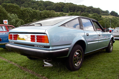 1985 Rover 2000 (SD1)