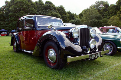 1949 Alvis TA14
