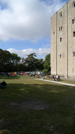 Hedingham Castle Classic day