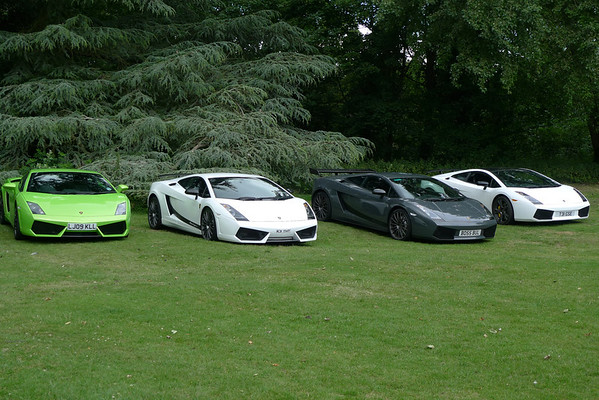 Hedingham Castle Supercar day 2011