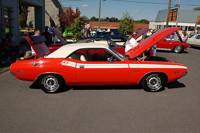 Henderson, NC Car Show --- Chrysler